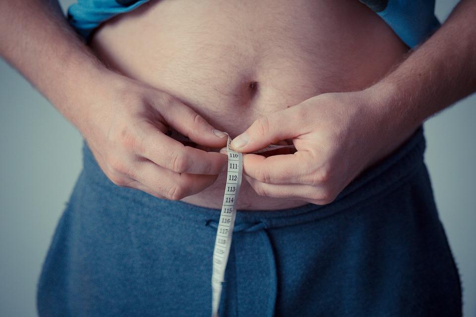 I vy můžete mít menší břicho