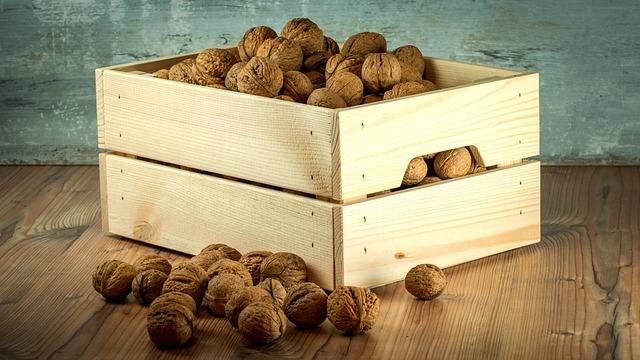 bedýnka ořechů